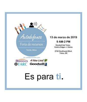 Self-Advocacy Resource Fair - Spanish