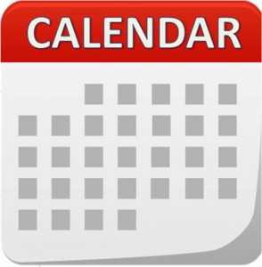 The 2019-2020 and 2020-2021 Calendars are Currently Up for Public Review