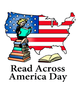 ConVal NHS Takes Part in Read Across America