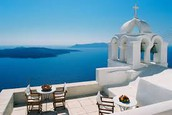 Greek Island, Santorini