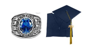 Class Rings and Graduation Supplies!