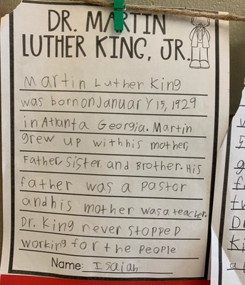 Facts about MLK