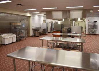 Western High School culinary lab