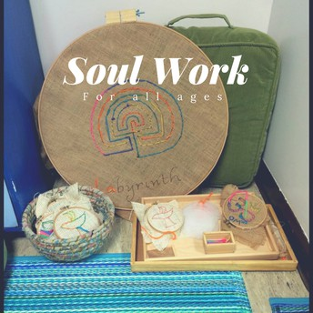 Soul Work Available Every Sunday