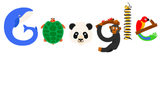 Create a Google Logo for Earth Day