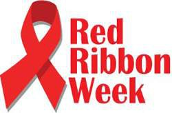 RED RIBBON WEEK - OCTOBER 29TH - NOVEMBER 2ND