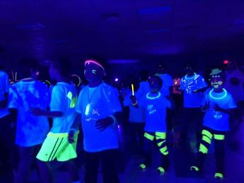 Mom/Son Night:  Let's Glow Crazy