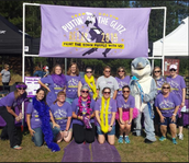 Help team Dolvin at RFL!