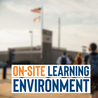 On-site learning environment