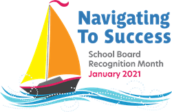 Celebrate School Board Recognition Month in January 2021