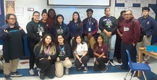 Teen Community Health Workers