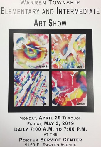 Warren Art Show