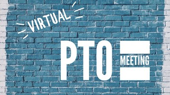 Monthly PTO Meeting - Tonight!