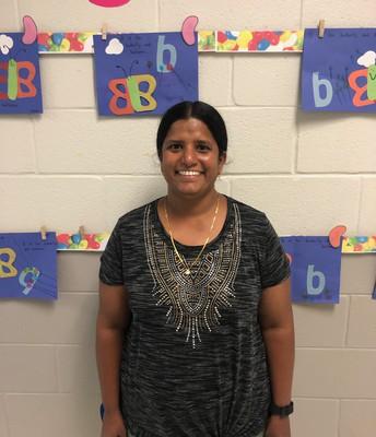 Sandra Gambiya - SPED Preschool Para