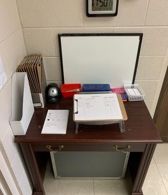 Sign-In Desk