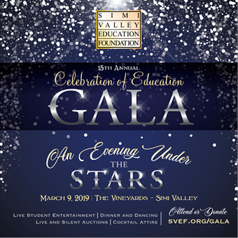 Simi Valley Education Foundation Gala: An Evening Under the Stars!