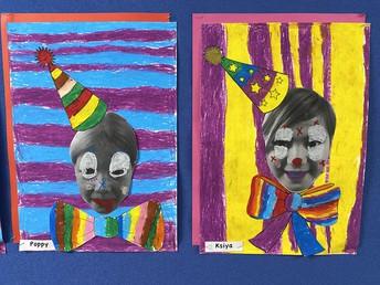 Junior School Artwork!