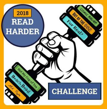 Read Harder Challenge 2018