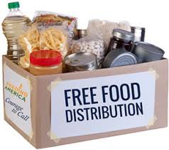 SUHSD FOOD DISTRIBUTION DURING SCHOOL CLOSURES