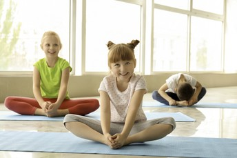 Yoga for Kids'