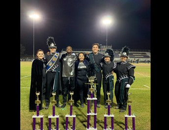 Band Competition Season Ends on a High Note