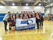 MIAA Division III State Volleyball CHAMPS!!