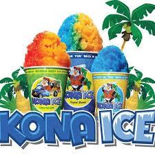 Kona ICE!