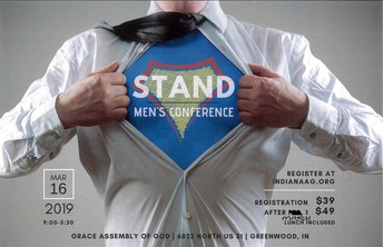 Men's STAND Conference