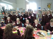 World Book Day: The Sweet Taste of Success!