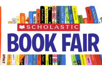 Scholastic Book Fair is Coming Soon