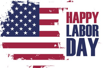 Labor Day ~ September 7th