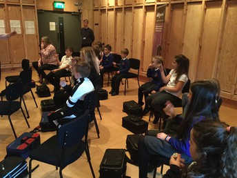 There's always time for a cornet workshop