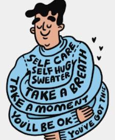Virtual Teen Self Care Fair