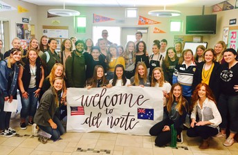 Australian Visitors to Del Norte