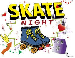 Last Skate Night of the year! Monday, May 20!