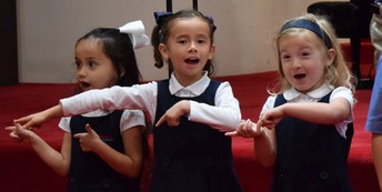 Pre-kindergarten Voice Performance