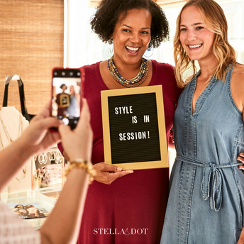 Ready to book a fall style session so you can reconnect with friends and have your fall wardrobe taken care of in the meantime?