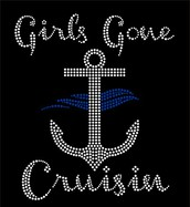 Blings MY Favorite Color is excited to get the GGC Ladies BLINGIN on the HIGH SEAS