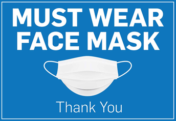 Student & Staff Face Mask Requirement Continue