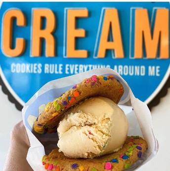 CREAM Ice Cream Antisocial Committee Chair needed: