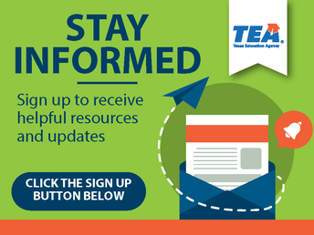 Stay Informed. Sign up to receive helpful resources and updates. Click the sign up button below.