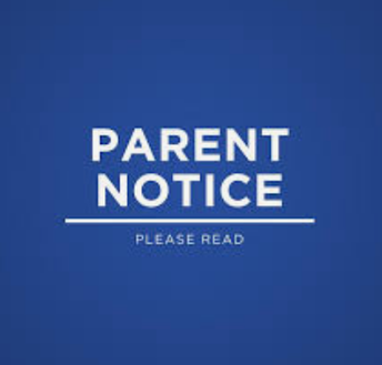 Annual Parent Notice- Right to Request Teacher Qualifications