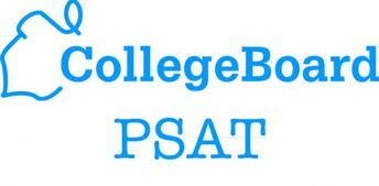 8th Graders - PSAT October 16th!