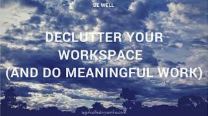 Office Decluttering for Productive + Creative Collaboration
