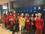 Red Ribbon Week - Int