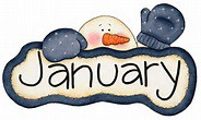 January Dates to Remember.......