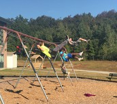 Swinging into a great week!