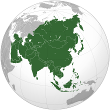 Tour of the Continents: Asia