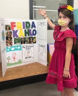 Meet Frida Kahlo