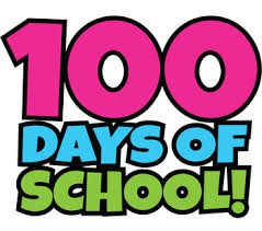 100th day of school - 3/4